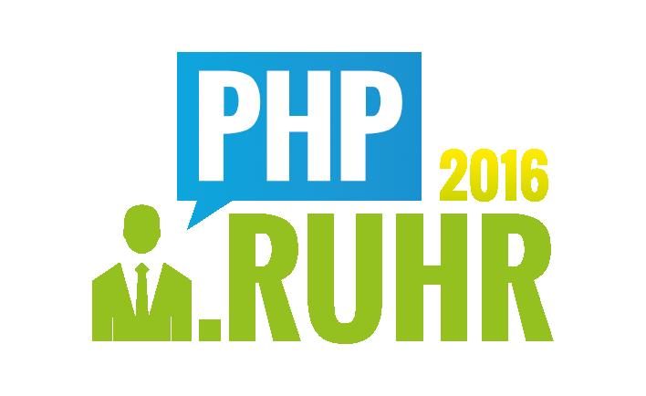 PHP-Ruhr 2016 - PHP Konferenz in Dortmund