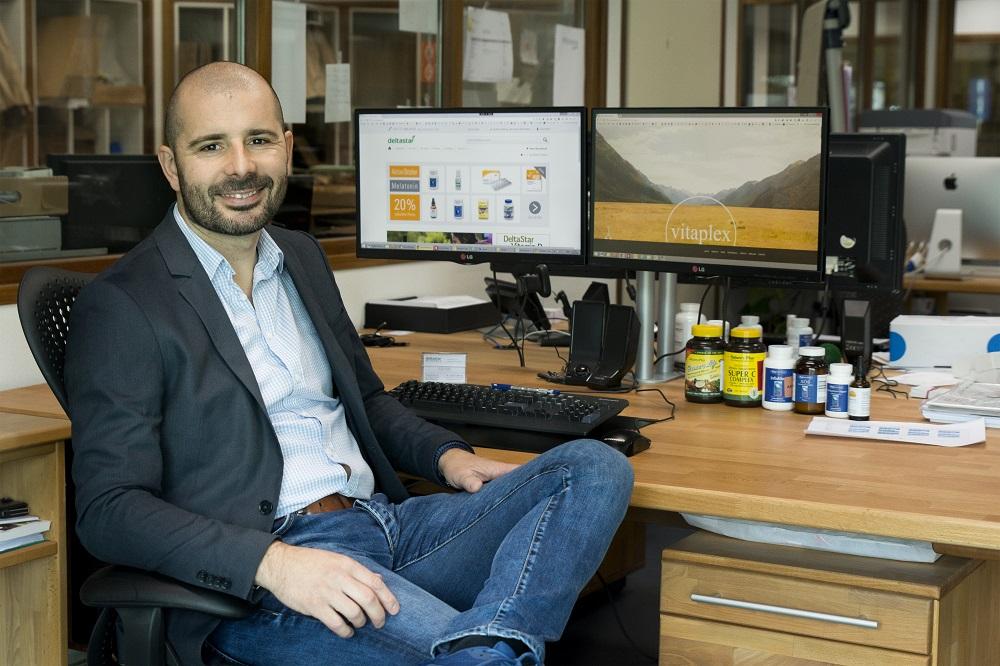 Peter Gatzen - managing Director bei Deltastar.nl