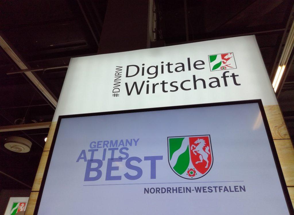 Die digitale Wirtschaft NRW