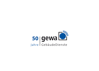 Logo der Gesellschaft für Gebäudereinigung aus Oberhausen