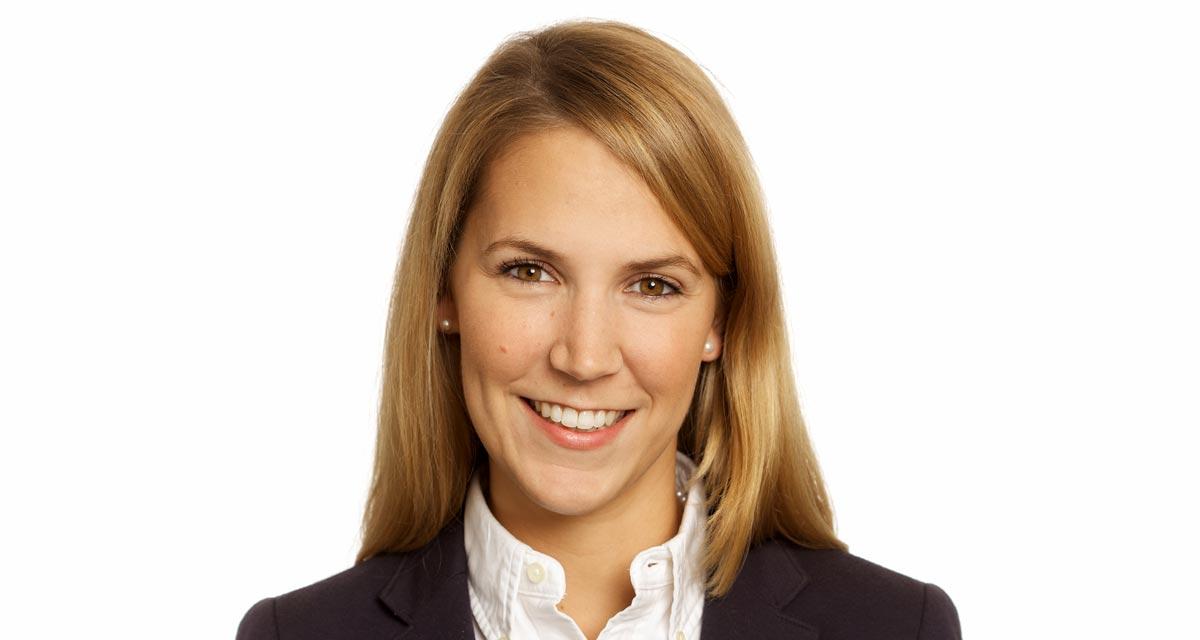 Karoline Giesebrecht, Sprecherin des GalaBau NRW