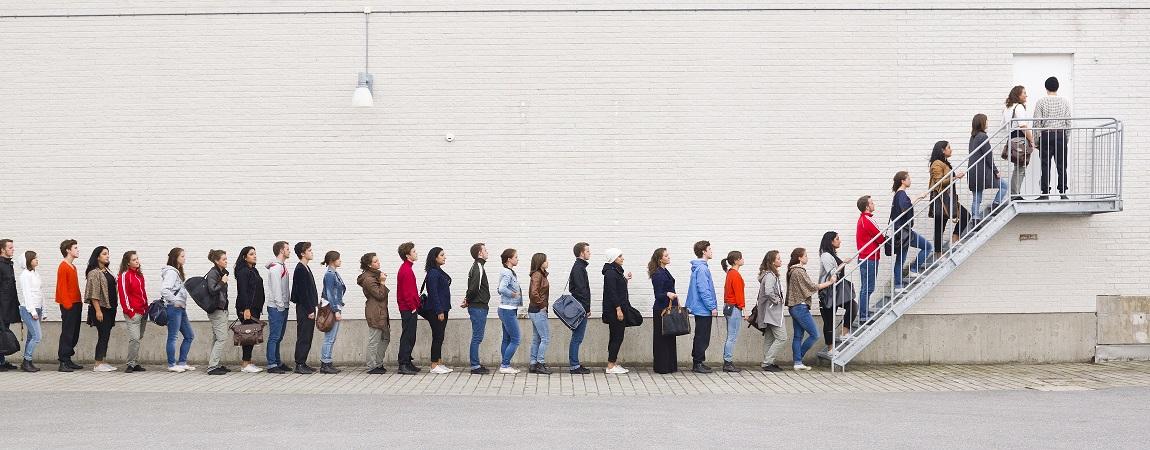 leads warten nach einer erfolgreichen marketing kampagne