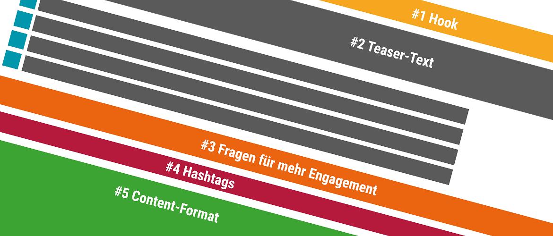 Mehr Engagement auf LinkedIn