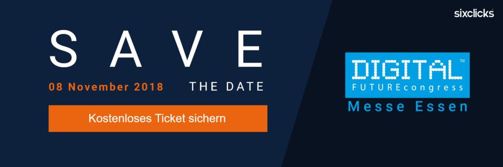DIGITAL FUTUREcongress Essen 2018