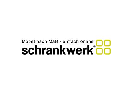 Schrankwerk.de Referenz Logo