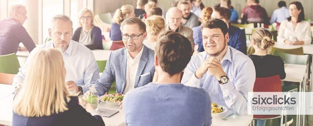 sixclicks erfolgsgeschichte - Referenz d.velop AG aus Gescher