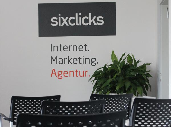 Vortragsraum für den sixclicks Impulsvortrag über Google AdWords