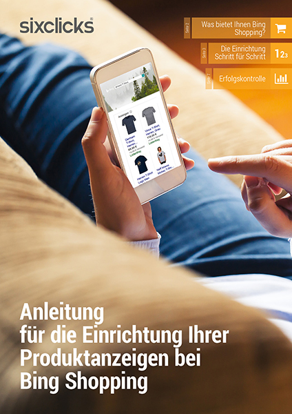 Whitepaper - Bing Shopping Produktanzeigen